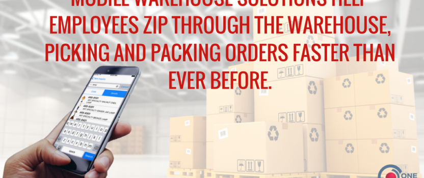 New Ventures in Warehouse Management Technology