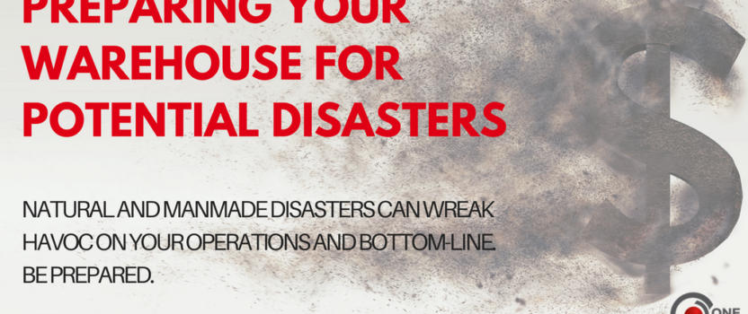 Preparing Warehouse Operations for Potential Disasters